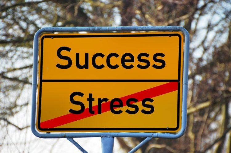 gérer stress travail